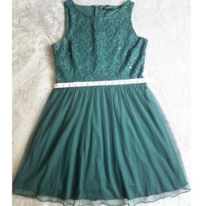 Speechless Dresses - Kohl's- Junior Sequins Lace Dress